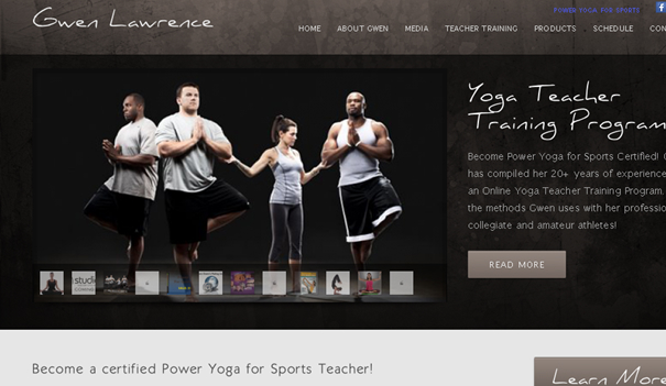 Power Yoga for Pitchers – Gwen Lawrence Interview
