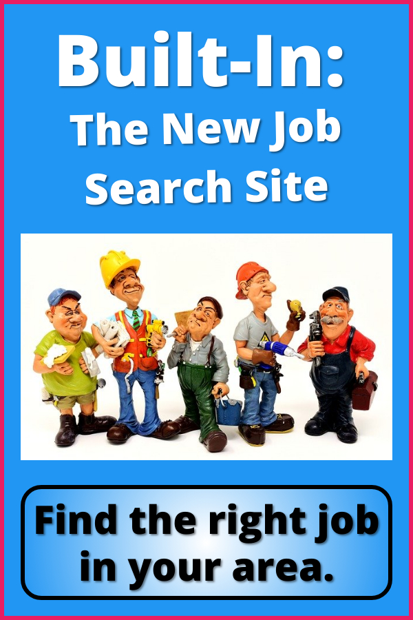 Built-In: The New Job Search Site