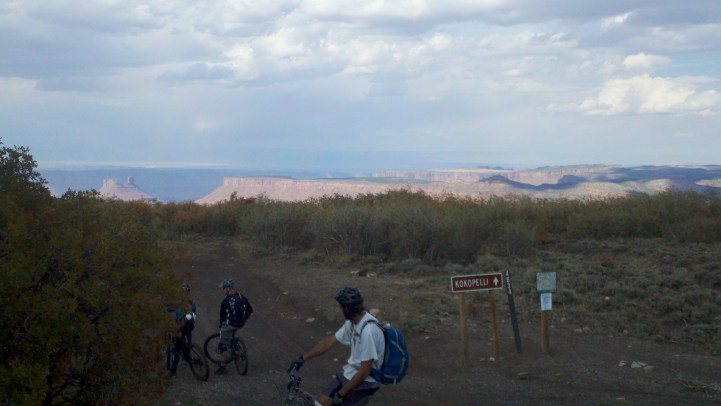 Mountain biking the Whole Enchilada