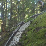 mountain bike braking