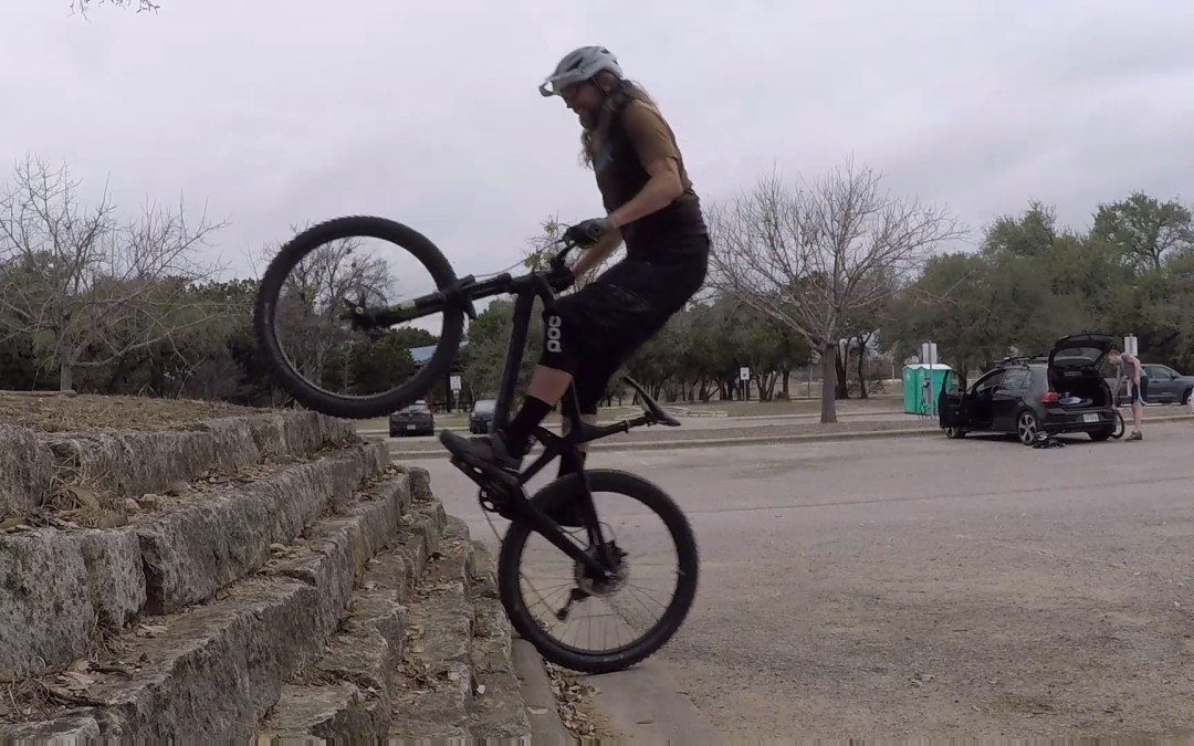 MTB Manual Over Obstacles w/Overlooked Move, Video Tutorial