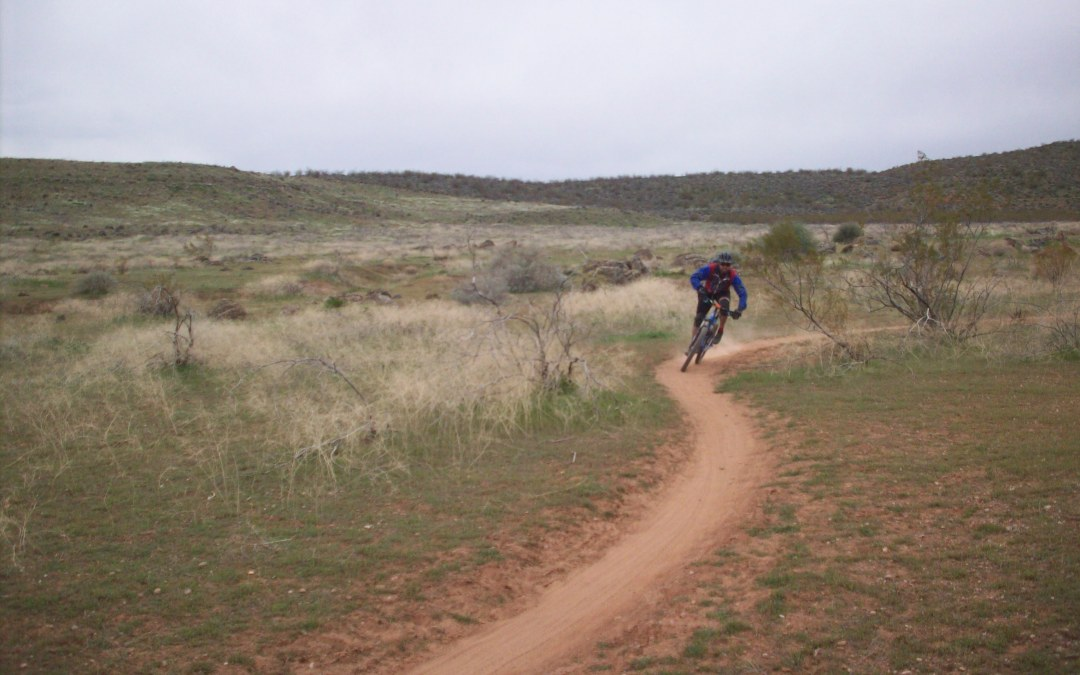 Mountain Biking Too Much?