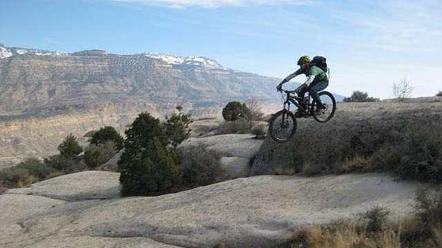 BetterRide Student Aaron Mattix Palisade Ride