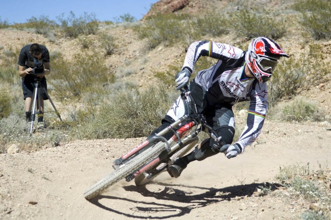 Greg Minnaar mountain bike myths,