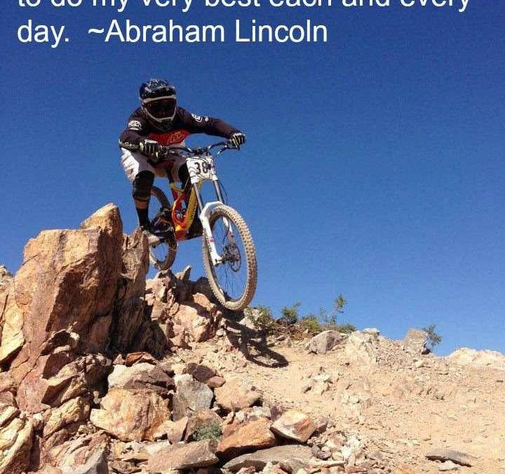 Mountain Biking, Make Skill Improvements Stick! Forever! Starting Now!