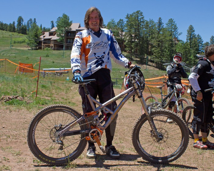 Gene Hamilton Canfield Jedi Mountain Bike