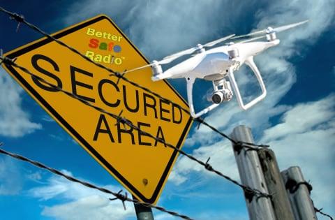 BSR Secured Area