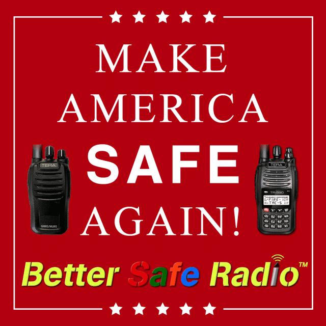 Make America SAFE Again