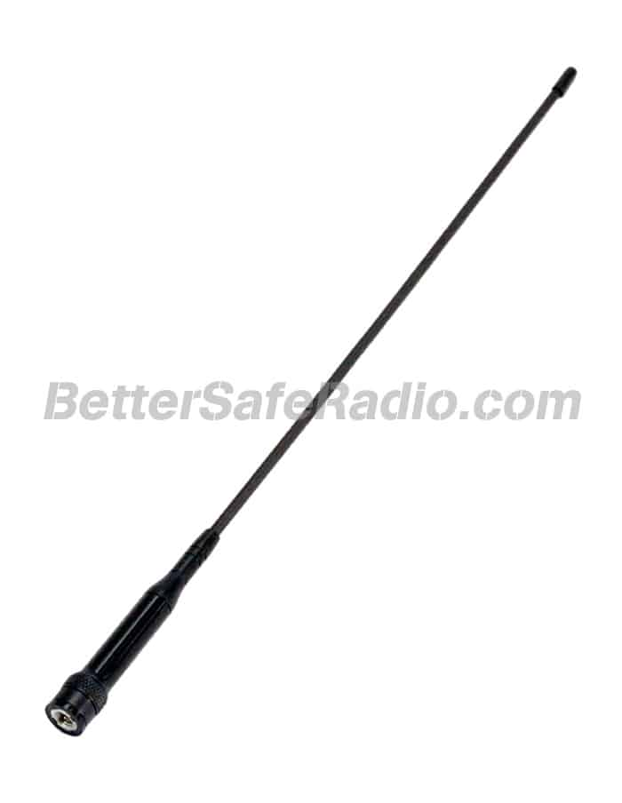 Powerwerx WXGAT-ST 15 High Gain Dual-Band Handheld Standard SMA Antenna