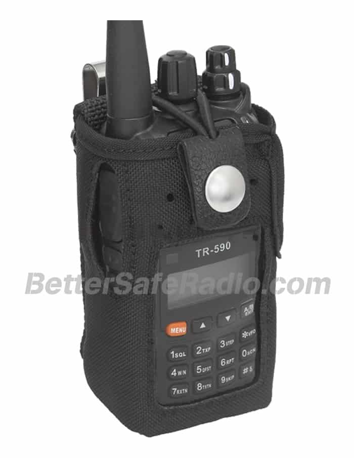 TERA CSC-590 Heavy Duty Nylon Windowed Radio Case