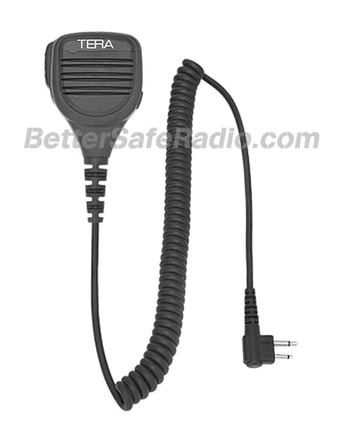 TERA SPMHD-50 Heavy Duty Speaker Microphone