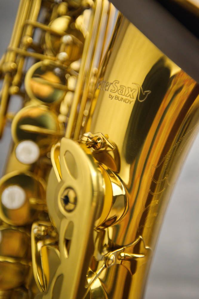 the Better Sax alto saxophone bell