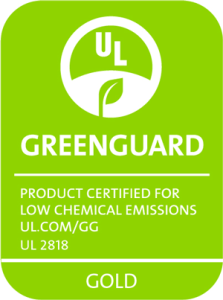 Babyletto modo crib is GREENGUARD Gold Certified.