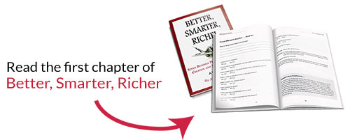 Read the first chapter of Better, Smarter, Richer
