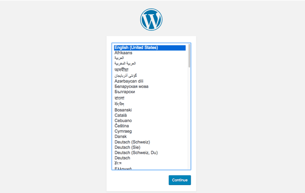 Install WordPress on Localhost