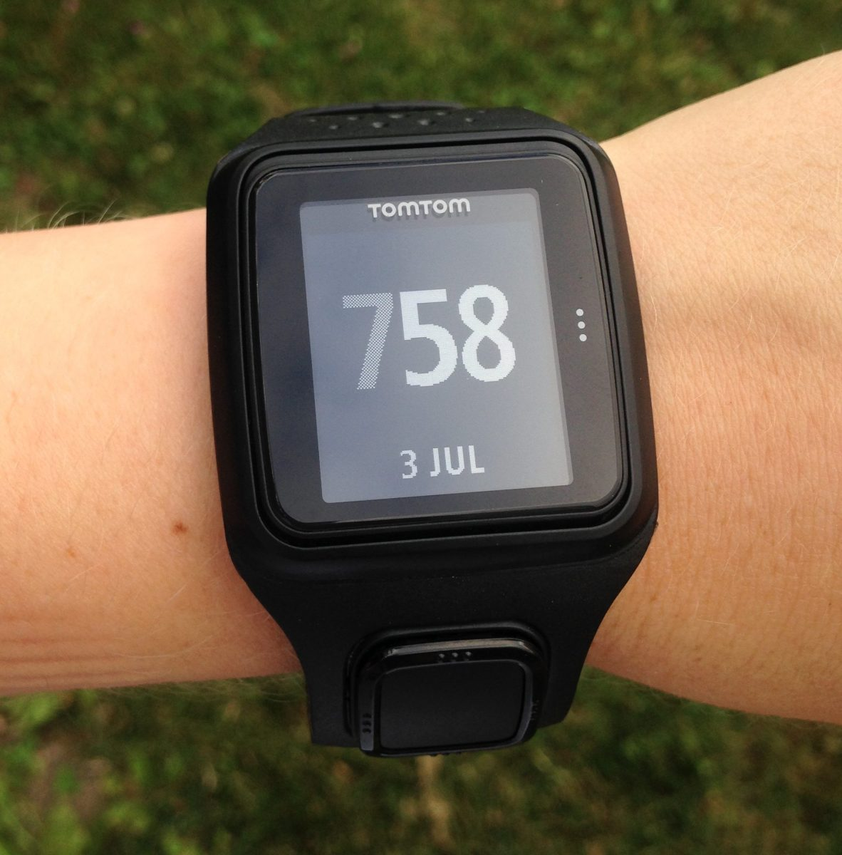 TomTom Runner GPS Watch Review: Running Watches