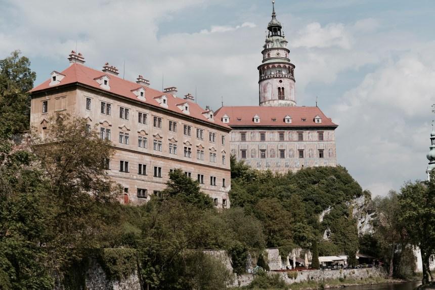 Český Krumlov trip plan