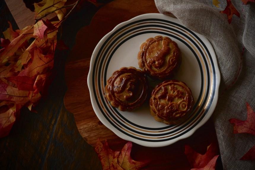 step by step chinese taiwanese mooncake eggyolk cake09