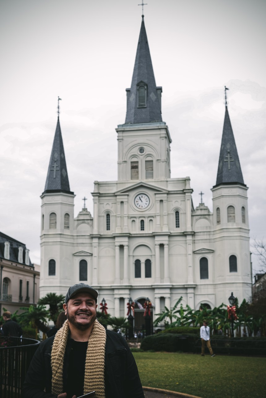 New orlean jackson square