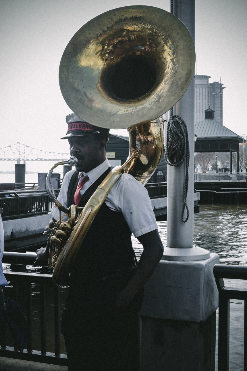 Steamboat Natchez things to do in New orleans jazz parade music fans