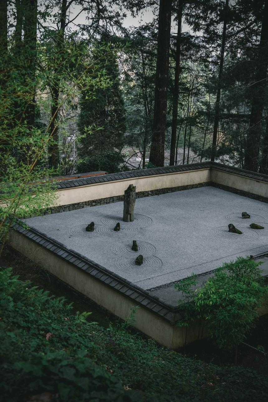 Japanese garden weekend getaway plan two day trip