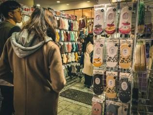 what to buy in Taiwan night markets Night market- Shinkuchan Shopping District 新崛江