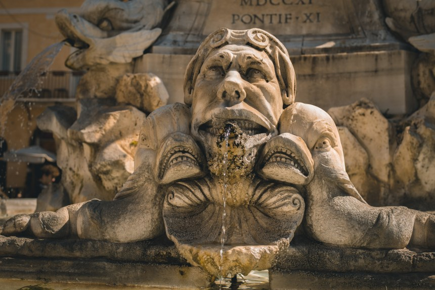 must see tourist attraction Rome Pantheon & Fontana del Pantheon trip guide 7 days