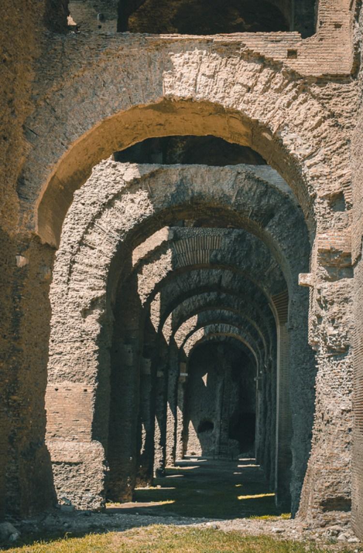 Palatine Hill ultimate Rome trip itinerary