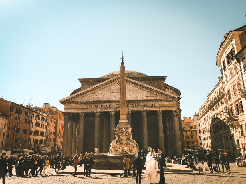 location for wedding photo in Rome good for you guys-most photogenic places in Rome