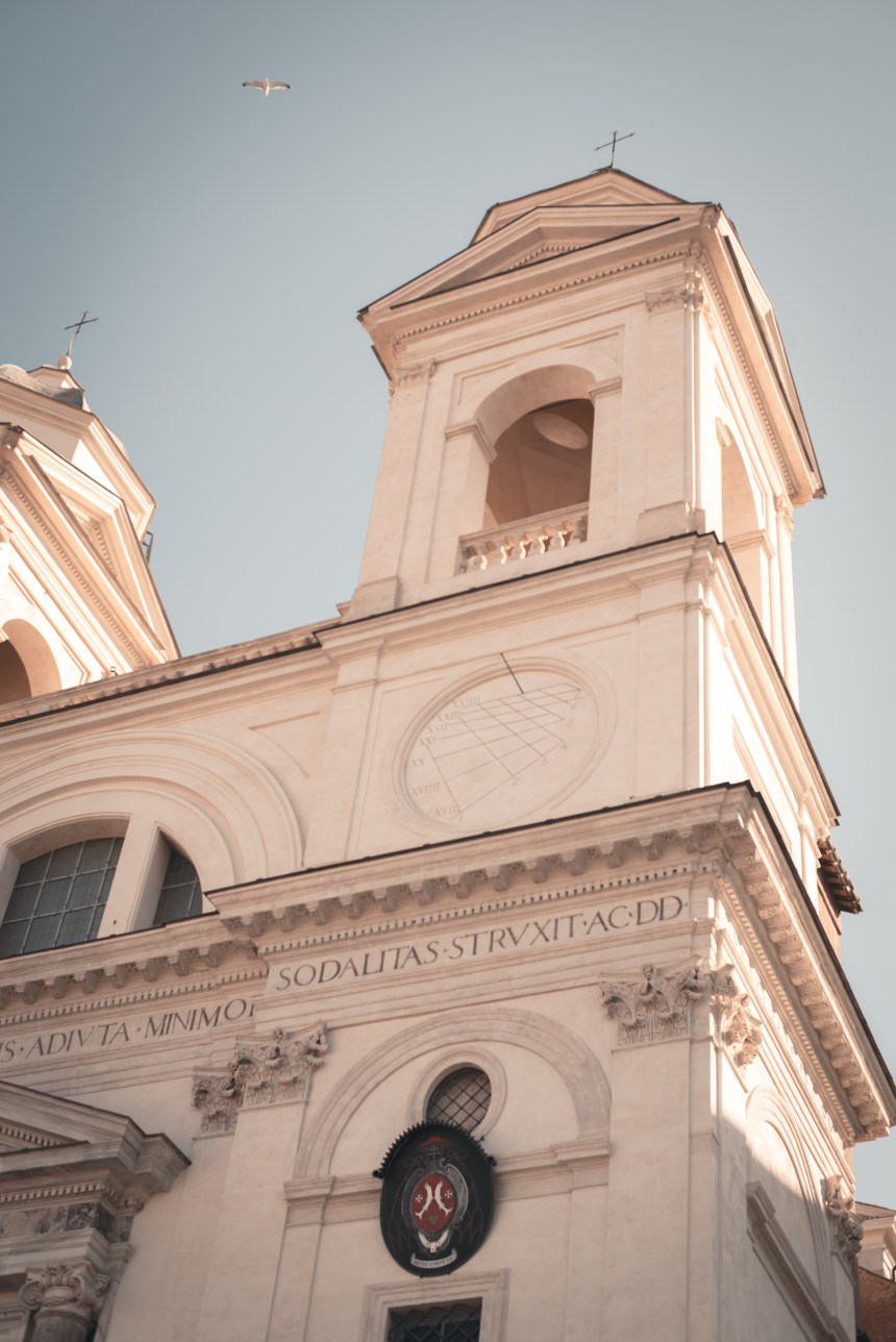 what to see in Rome Piazza di Spagna SPANISH steps Rome trip guide