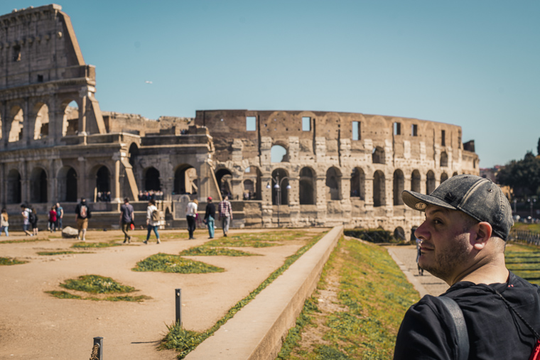 visit Colosseum ultimate Rome trip itinerary