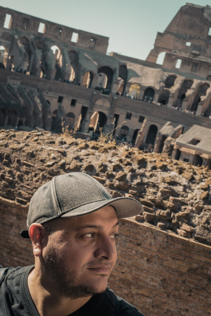 Colosseum ultimate Rome trip itinerary