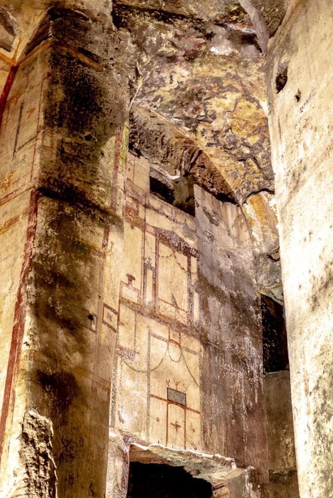 visit Domus Aurea