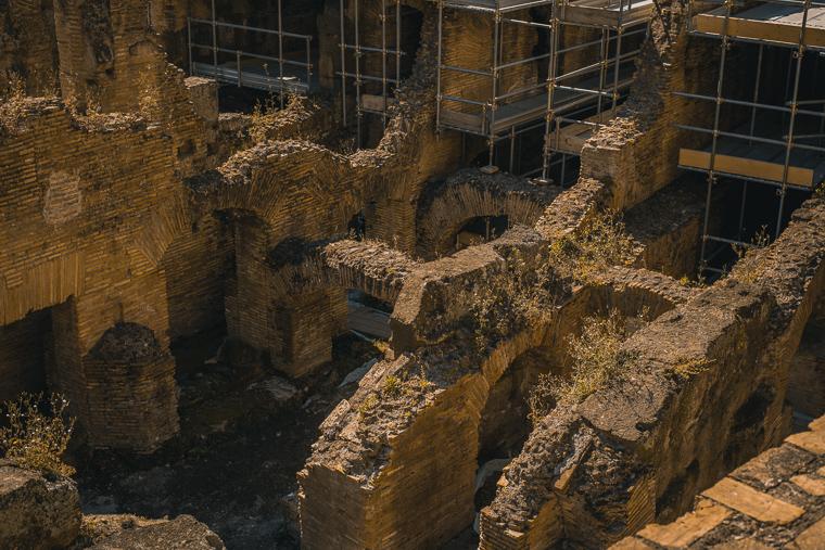Colosseum short history