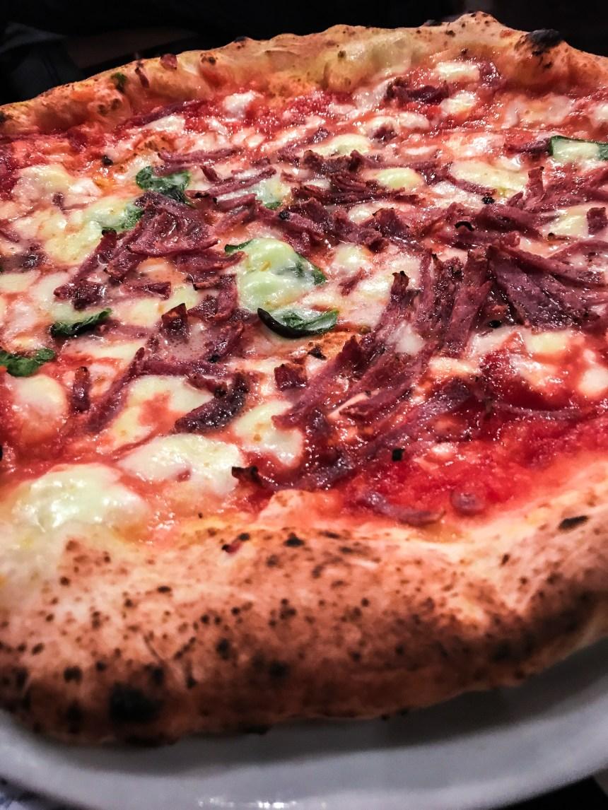Sorbillo Pizzaria afordable eat Rome
