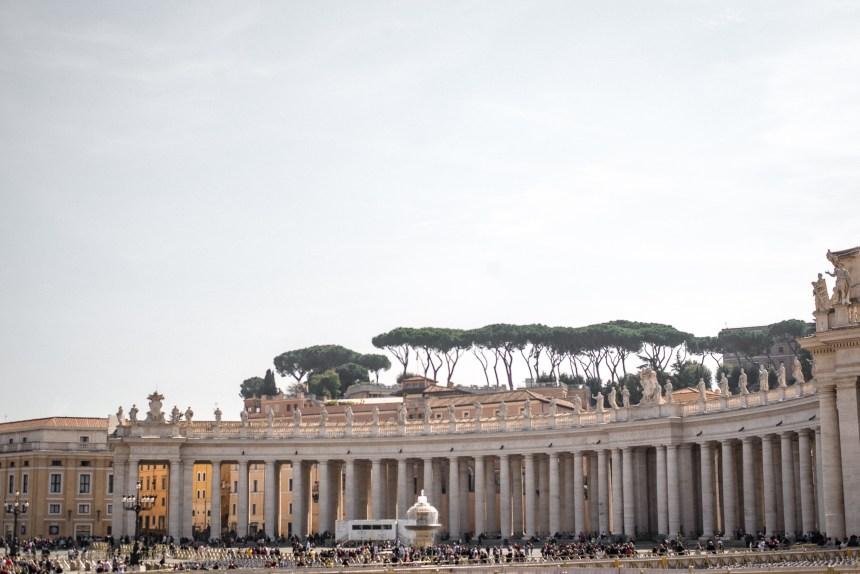 St Peter's Basilica Bernini design