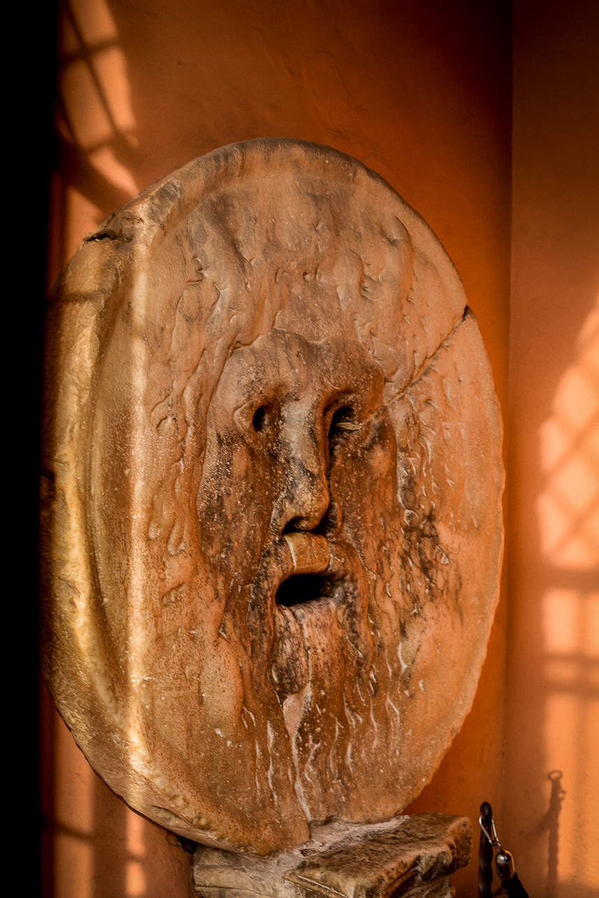 Bocca della Verità (The mouth of Truth)
