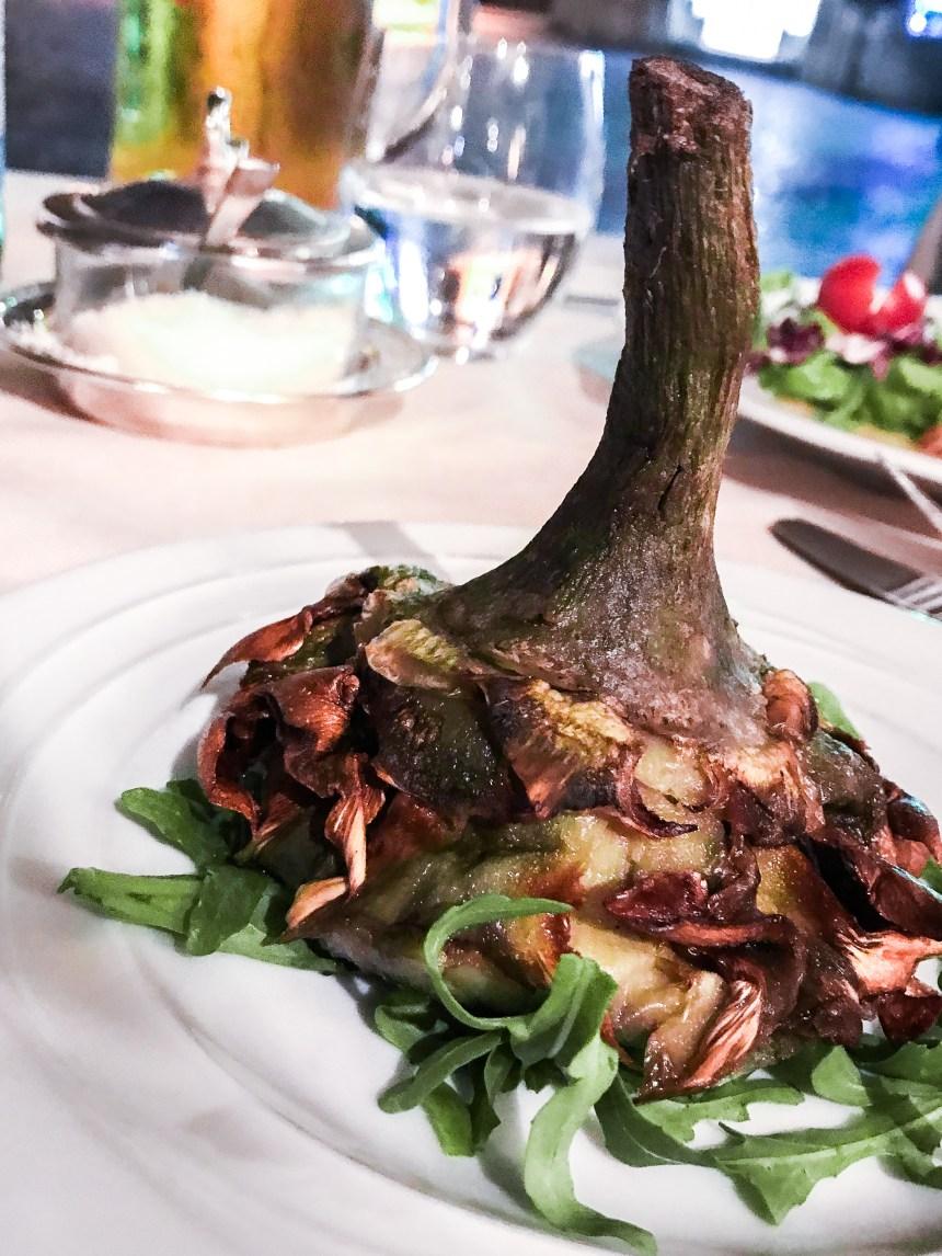 artichoke Rome