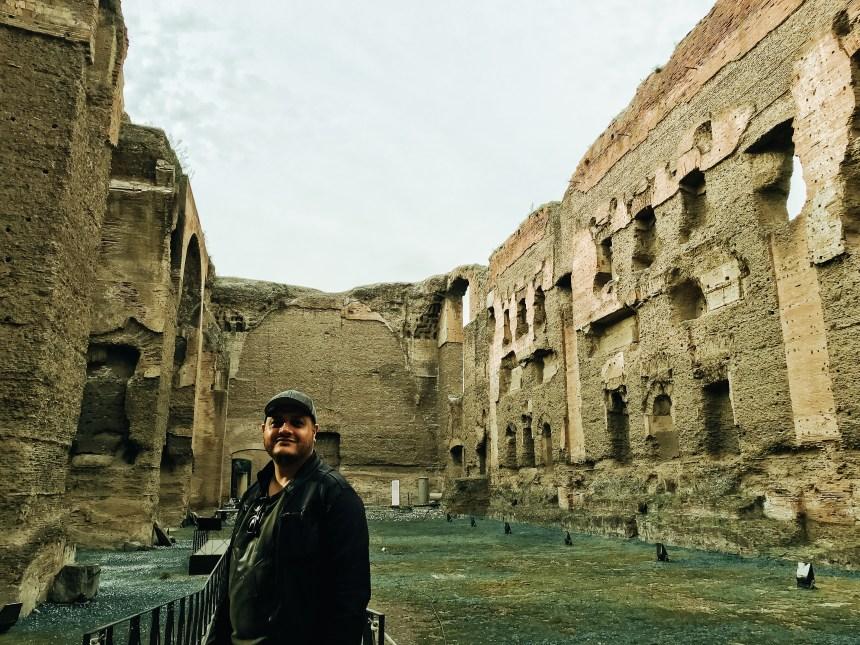 ancient Bath Rome古羅馬浴場