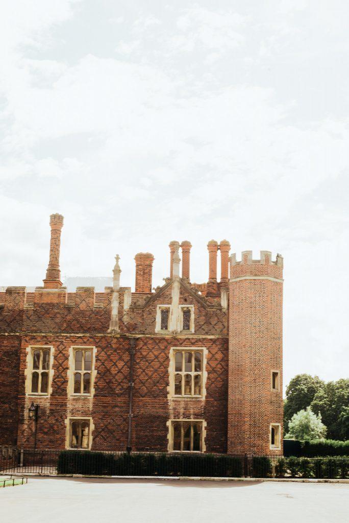 Hampton court palace Henry VIII experience