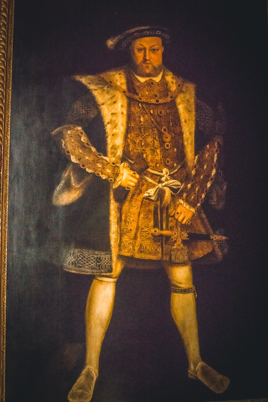 Hampton court palace Henry VIII London 亨利八世倫敦