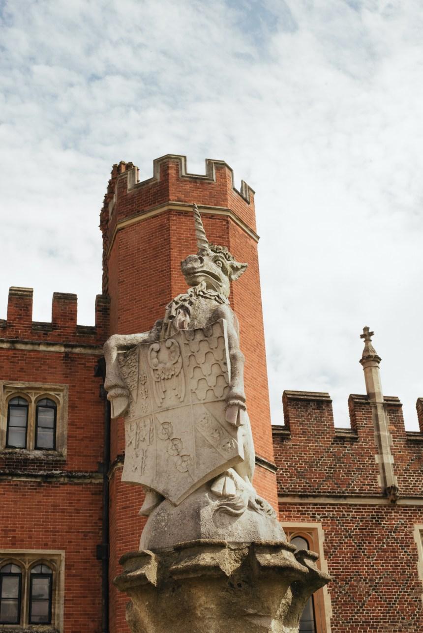 Hampton court palace Henry VIII
