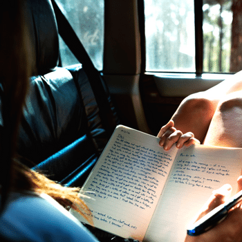 BTB Blog - Journal A Day To Keep The Stress Away!