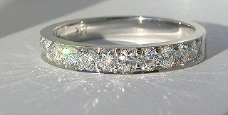 Cartier Style Reproduction Ring With Or Without Asha