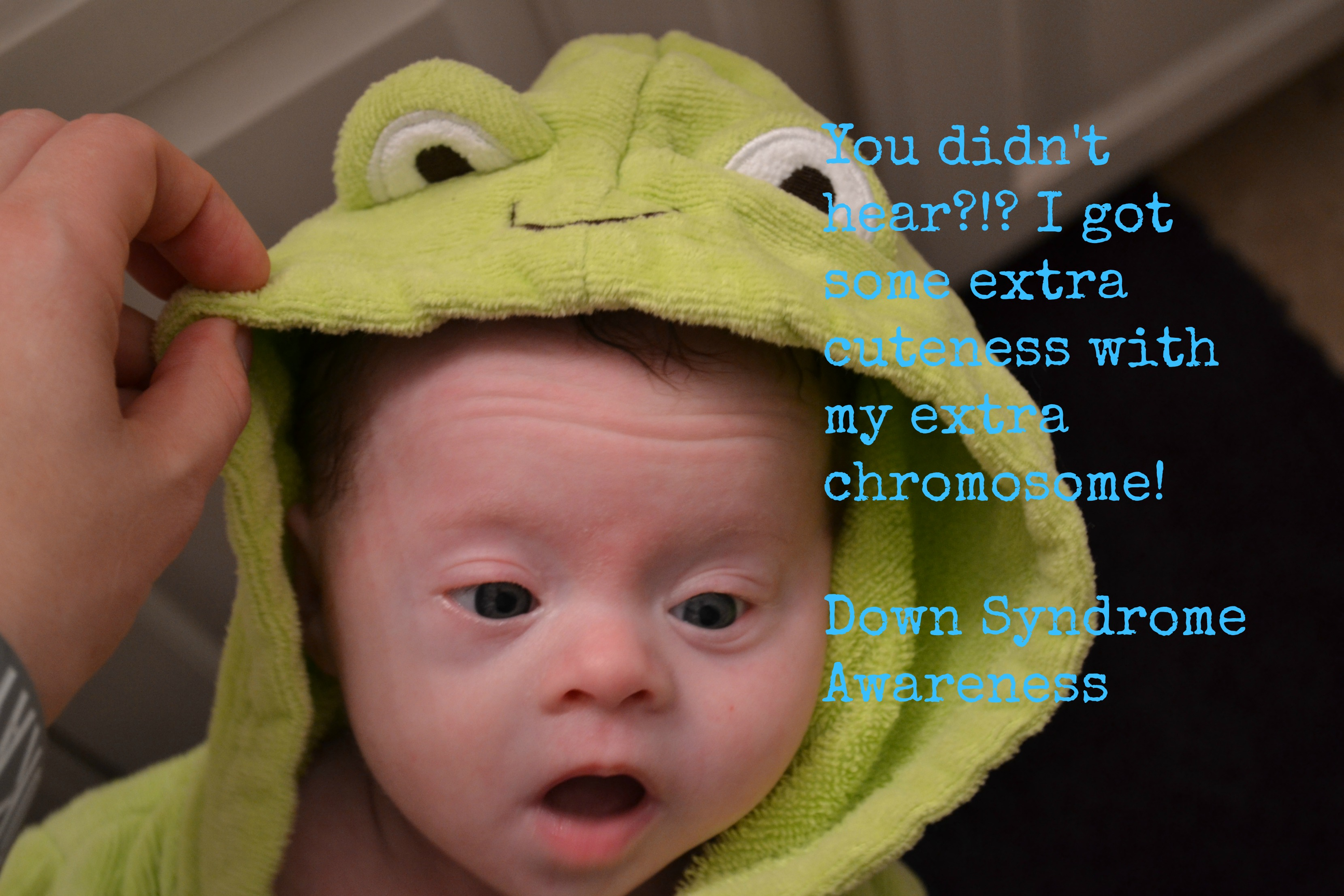 Down Syndrome Awareness Images Feel Free To Share Them