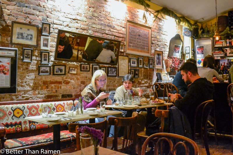 Serbian Restaurant Vancouver