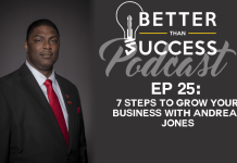 7 Steps to Grow Your Business with Andreas Jones
