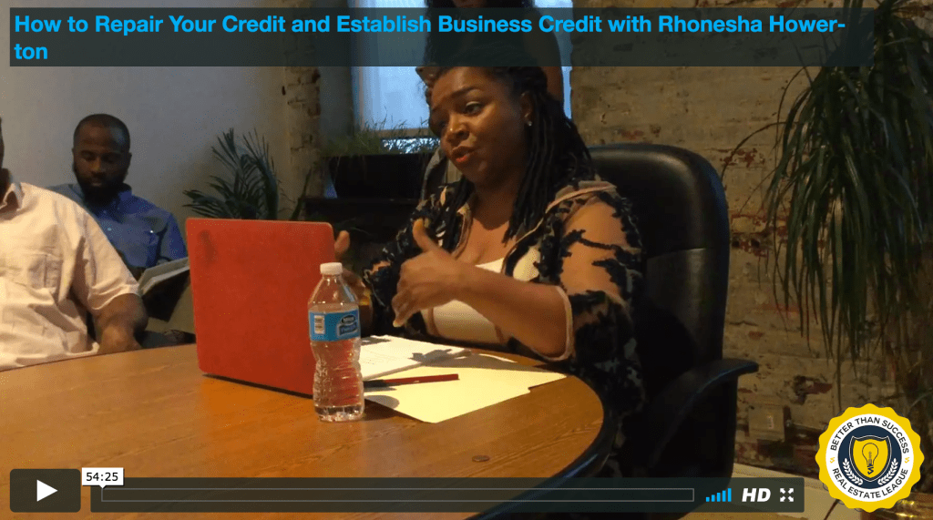 How to Repair Your Credit and Establish Business Credit