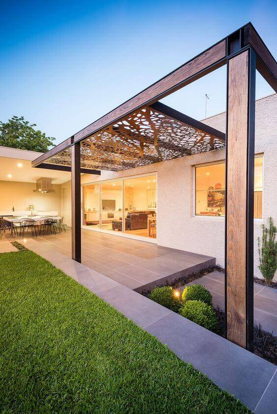 31 modern and unique pergola designs you ll want to copy on Steel Pergola Ideas id=48995