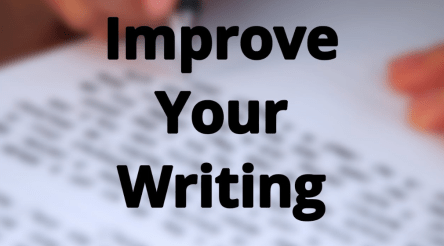 TOEFL writing improvement